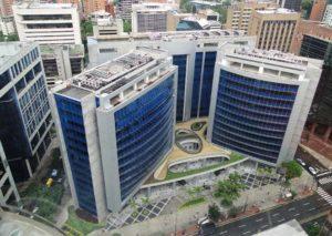 Camilo Ibrahim Issa - Camilo Ibrahim Issa Centro Empresarial Galipán y Torre 3M Dos maravillas arquitectónicas en el centro financiero de Caracas 1