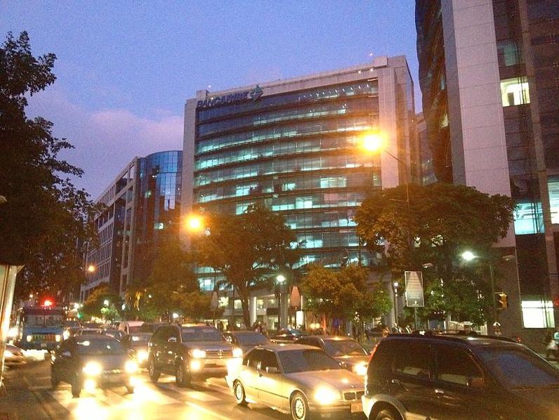 Camilo Ibrahim Issa - Camilo Ibrahim Issa: Centro Empresarial Galipán y Torre 3M: Dos maravillas arquitectónicas en el centro financiero de Caracas