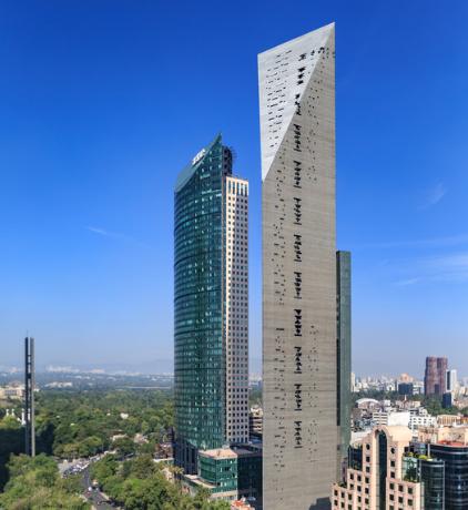 Camilo Ibrahim Issa - Torre Reforma: El mejor rascacielos de México, Latinoamérica y el mundo
